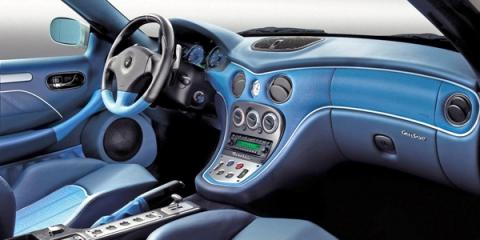 Charlotte Auto Show Shares 4 of the Coolest Car Interior ...
