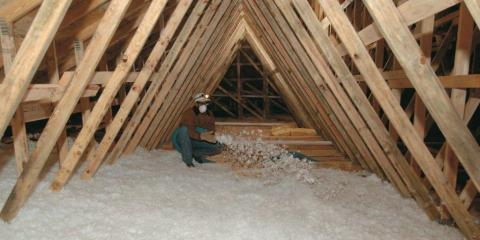 Common Questions About Blown-In Cellulose Attic Insulation, Fairfield, Ohio