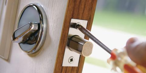 Protect Your Home With a Deadbolt Lock From Elk City's Security System Experts, Elk City, Oklahoma