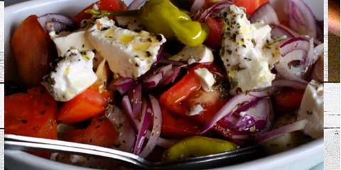 3 Greek Specialties to Try at Telly's Taverna, Queens, New York