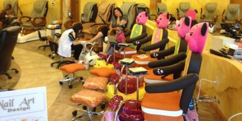 L&T Nails: The Best Nail & Beauty Salon in Kenwood!, Sycamore, Ohio