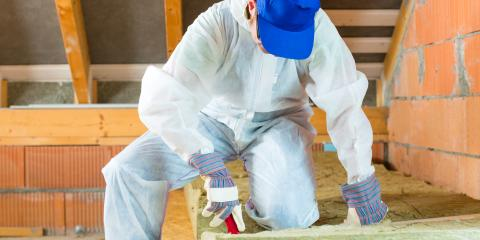 3 Critical Areas for Insulation During the Winter, Green, Ohio