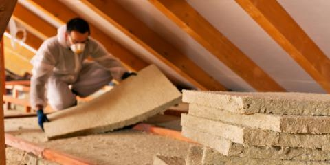 3 Reasons to Insulate Your Attic, Fort Dodge, Iowa