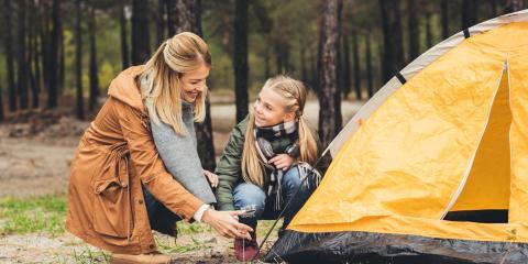 5 Tips for Camping Safely, Hubbard, Texas