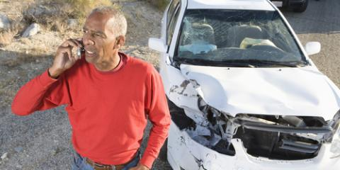 Insurance Broker Explains Exactly What You Should Do After a Car Accident, High Point, North Carolina