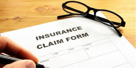What's Involved in the Insurance Claim Process?, Jacksonville, Florida