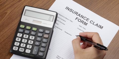 Reporting an Auto Insurance Claim, Lumberton, North Carolina