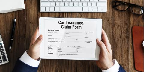 Your 3 Step Guide for Filing a Car Insurance Claim, Grantsville, West Virginia