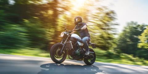 5 Tips for New Motorcycle Riders, Lovington, New Mexico