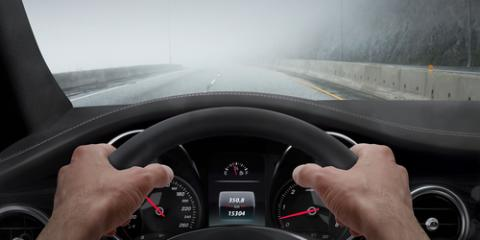 How To Drive Safely In The Rain & Wind, Concord, North Carolina