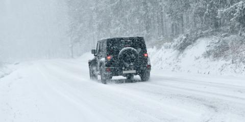 Fairbanks' Top Insurance Company Shares 5 Tips for Winter Driving, Fairbanks, Alaska