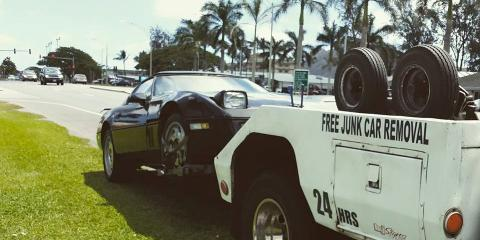 Need Roadside Assistance? Call Your Local 24-Hour Towing Service, Ewa, Hawaii