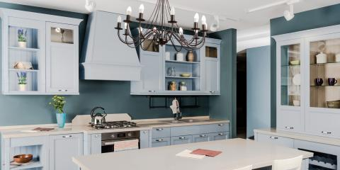 3 Tips for Choosing a Kitchen Paint Color, New London, Connecticut