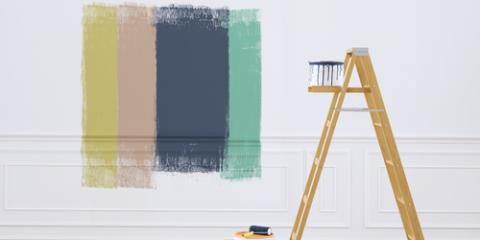 Interior Painting Tips: 5 Steps to Painting Striped Walls, Lexington-Fayette Central, Kentucky