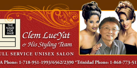 Clients Love Their Wigs, Weaves & Extensions From Clem LueYat at Interlocking Beauty Salon, Inc., Brooklyn, New York