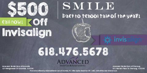 Back to School Smile!, Columbia, Illinois