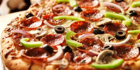 Local Jackson Diners Agree: Inzillo's Has the Best Pizza in Town!, Jackson, New Jersey