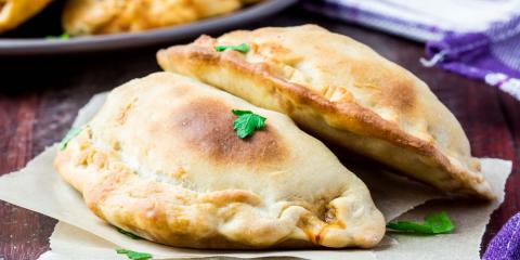 The Story of the Calzone: How It Became Part of Italian Cuisine, Jackson, New Jersey