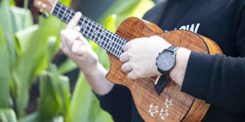 The 4 Main Types of Ukuleles, Waikane, Hawaii