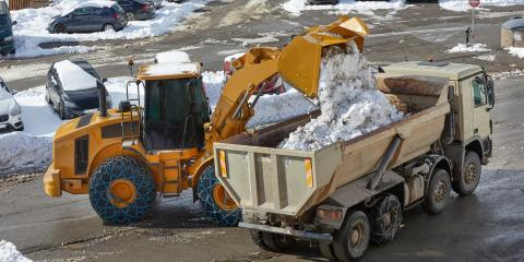 3 Reasons for Businesses to Hire a Professional Snow Removal Company, Shueyville, Iowa