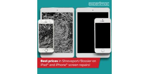Great deals on iPad screen repairs!, 12, Louisiana