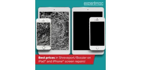Great deals on iPad screen repairs!, 6, Louisiana
