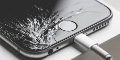 Cracked iPhone® Screen Repair at Experimac Aurora, Aurora, Colorado