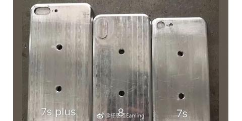 Leaked picture shows 3 sizes of this year's new iPhone.  http://ow.ly/uTmn30bWKAx , Washington, Ohio