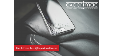 iPhone® 6 Screen Repair Deal from Experimac Canton, Canton, Michigan