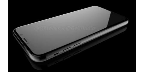 iPhone 8 leaked images show an all glass design. http://ow.ly/Bt1V30bBxr9.  , Washington, Ohio