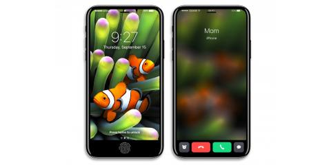 7 images that show off how the new screen on the iPhone 8 could work.  http://ow.ly/dl3430bxcHZ, Washington, Ohio