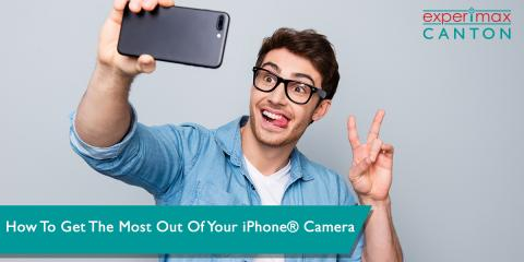 How To Get The Most Out Of Your iPhone® Camera, Canton, Michigan