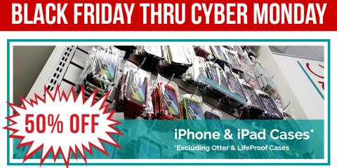 Giving Thanks with Great Deals on Select Cases & Accessories, Northwest Harris, Texas