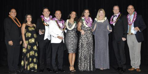 Hawaiiana and Hawaiiana-managed Properties Awarded Top Honors at 2019 IREM Event, Honolulu, Hawaii