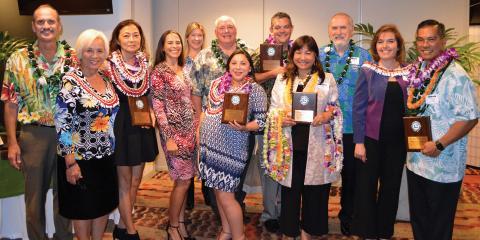 Hawaiiana-Managed Properties & Managers , Honolulu, Hawaii