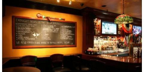 Premium, Draft, and Craft Beers in NYC at the Irish American, Manhattan, New York