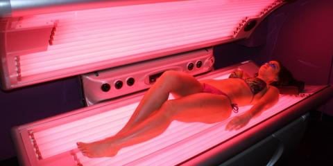 Try Red Light Therapy: 1 Month Unlimited for $40 at Spa Tan, St. Charles, Missouri