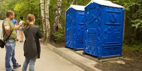 3 Tips for Portable Toilet Placement, Ironton, Ohio