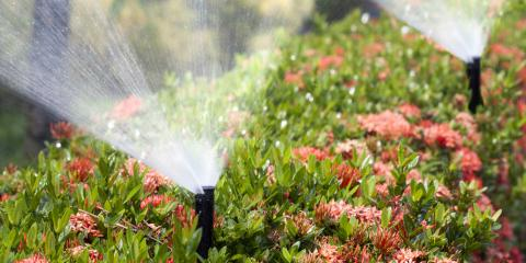 How Automatic Rain Irrigation's Sprinkler Systems Work, Lexington-Fayette Northeast, Kentucky