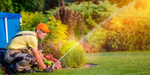 3 Steps to Prepare Your Irrigation System for Spring, Kannapolis, North Carolina