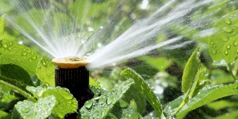 3 Components to Consider for an Irrigation System Installation, Cincinnati, Ohio