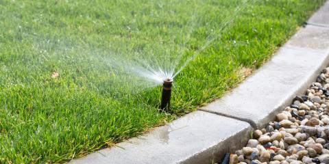 3 Benefits of Installing an Irrigation System, Charlotte, North Carolina