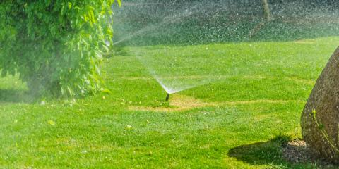 3 tips for watering your yard efficiently with a lawn irrigation system chalco nebraska - Irrigation Systems