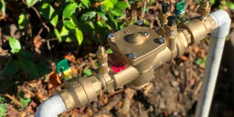 Why Is a Backflow Preventer Necessary for an Irrigation System?, Rochester, New York