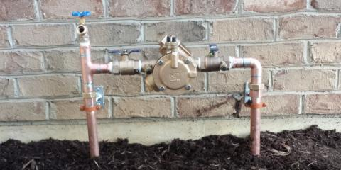 Sprinkler Solutions Irrigation Reminds You to Schedule Your Annual Backflow Test, Miamisburg, Ohio