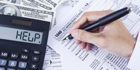 IRS Representation,Your Options if You Can't Pay Taxes in Full, Texarkana, Texas