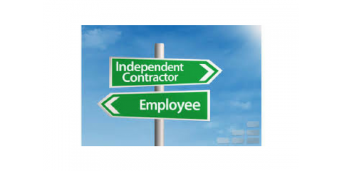 CONTRACTORS vs. EMPLOYEES – NEW DEVELOPMENTS 2019, ,