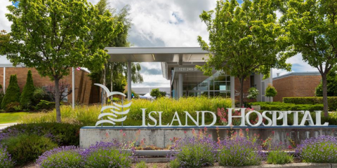 Island Hospital, Hospitals, Health and Beauty, Anacortes, Washington