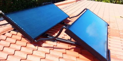 4 FAQ About Solar Water Heating Systems, ,