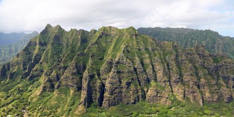 Get a Glimpse of Hawaiian Hollywood on a Kualoa Island Tour, Waikane, Hawaii